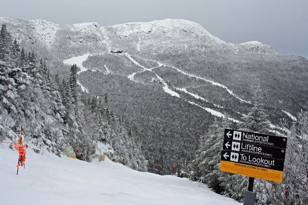 Where's the Snow this Weekend: East Coast Report 12/27/12