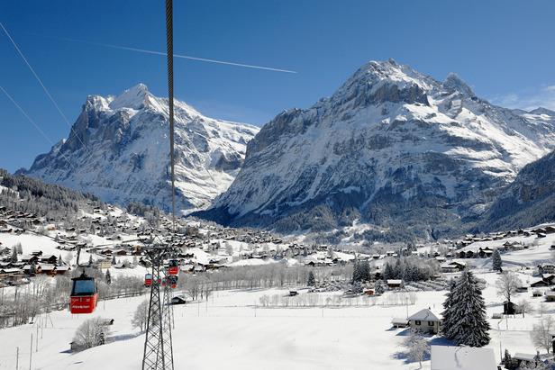 Jungfrau Region: Grindelwald