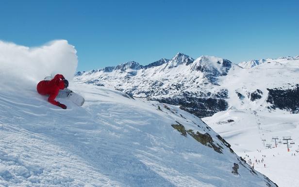 Grandvalira: 210 kilómetros de pistas en el País de los Pirineos- ©Grandvalira