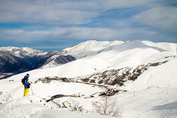 Peyragudes. N'PY Nuevos Pirineos