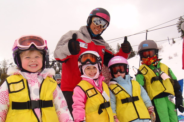 Bogus Basin Ski School