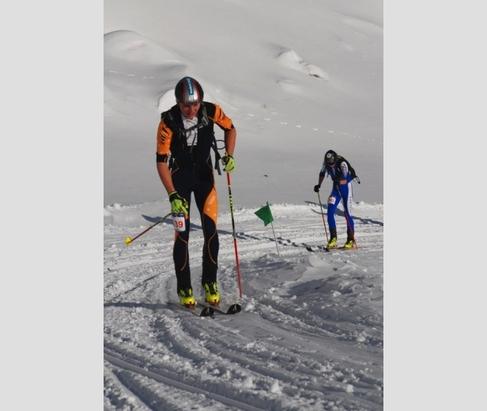 Impressionen vom Weltcup der Skibergsteiger 2013 im Ahrntal