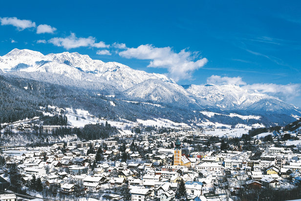 Schladming from the slopes, Austria  - © Schladming Tourism