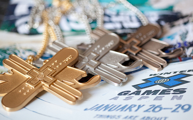 2013 Winter X Games Guide - ©Sasha Coben