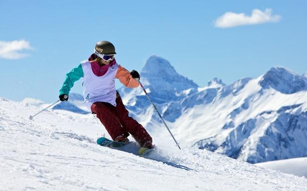 Powder Passport: Skiing Goes Big In Banff- ©Banff Lake Louise Tourism/Sean Hannah