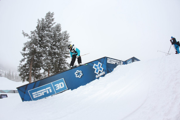 X Games 2013 from Aspen/Snowmass: Day 4- ©ESPN