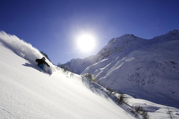 Österreichs Freeride Hot Spots: Die zehn besten Skigebiete- ©Silvretta Montafon
