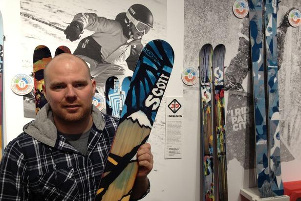Ispo, verdens største skisportsmesse i München!- ©Jeppe Hansen
