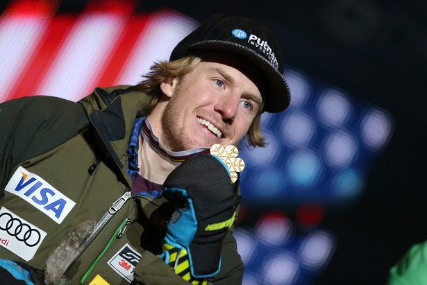 Ted Ligety, Schladming 2013