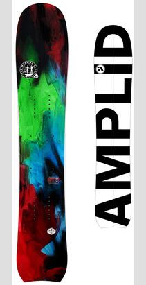 Amplid The Morning Glory Splitboard