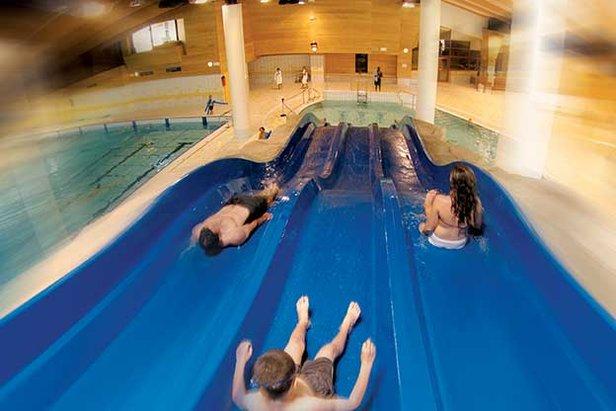 Centre aquatique Le Lagon de Tignes