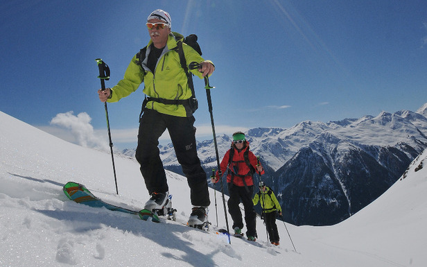 Fischer Transalp: 12.000 Höhenmeter vor dem Ziel- ©Fischer Sports