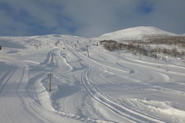 Harpefossen Skisenter 2013