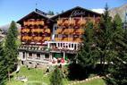 Panorama Kidshotel Alphubel Saas-Fee: outside view