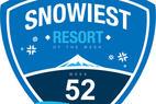 Snowiest Resort of the Week: mnóstwo śniegu spadło w świątecznym tygodniu - ©Skiinfo