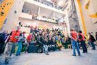 Deutscher Jugendcup Lead 2014 in Berlin - ©Deutscher Alpenverein / Thomas Schermer