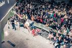 Impressionen vom Deutschen Bouldercup 2015 in Hannover - ©Thomas Schermer