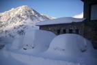 Medio metro de nieve nueva en Vallter 2000