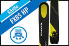 Kästle FX85 HP: Men's 17/18 All-Mountain Front Editors' Choice Ski - © Kästle