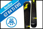 Nordica GT 84 Ti EVO: Men's 17/18 Frontside Editors' Choice Ski - © Nordica