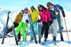 Au ski entre copines