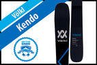 Völkl Kendo: Men's 17/18 All-Mountain Front Editors' Choice Ski - © Völkl