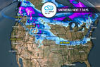 3.29 Snow Before You Go: 2 Storms for West ©Meteorologist Chris Tomer