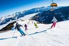 Leogang: Užijte si největší lyžařský skicirkus v Rakousku i vyhlášené wellness