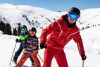 Nareszcie na stoku: znajdź kurs narciarski dopasowany do Ciebie - © CheckYeti/Roland Haschka