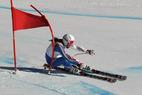 JWM: Elena Curtoni holt zum Abschied Super-G Gold für Italien - © Deprez Photos