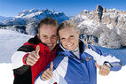 Nach den Ski-Camps: Zufriedenheit bei Maier, Cuche und Mölgg - © dolomitisuperski.com