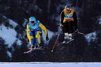 Olympia-Rückblick Teil vier: Ski Cross begeistert - © Getty Images