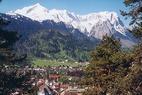 Weitere Baumaßnahmen an der Kandahar geplant - © Garmisch-Partenkirchen Tourismus