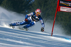 Sensations-Comeback von Riesch in Lake Louise - © Peter Lehner