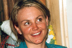 Sonja Nef erlitt Kreuzbandriss im linken Knie - ©Gerwig Löffelholz