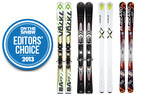 2013 Editors' Choice: The Best Men's Frontside Skis