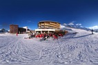 The highest ski resorts in Europe - © Chalet des Neiges