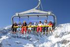 TOP 10: Najlepšie rakúske lyžiarske strediská pre rodiny - © Tiroler Zugspitz Arena