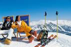 Die besten Sommerskigebiete: Wo kann ich über den Sommer skifahren? ©Tourismusverein und Bergbahnen Turracher Höhe, Foto: www.turracherhoehe.at