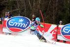 V upršanej Kranskej Gore triumfovali Ligety a Kostelič ©Swiss-Ski