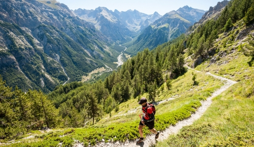5ème ars Mountain Trail