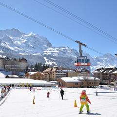Ski Switzerland despite the Franc - ©Mürren Lover