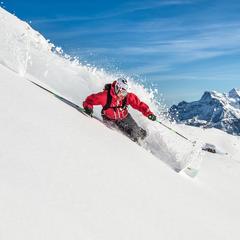 Středisko Čertovica najdeš ve stejnojmenném sedle - © Bergbahnen Kitzbühel