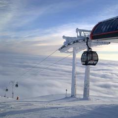 Sciare low cost nell'Est Europa - ©Jana Bírová