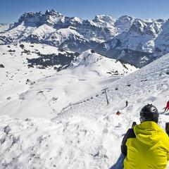 Le migliori 10 piste da sci in Europa - ©Portes du Soleil