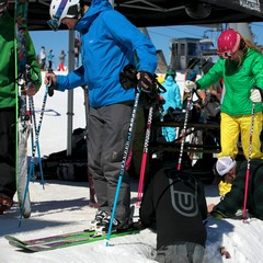 Video: OTS invades Aspen for Ski Test