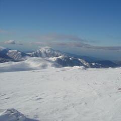Corsica: A bit of adventure with your skiing - ©Montagnes de Corse.