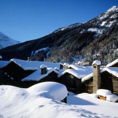 Cogne, rodinné lyžiarske stredisko - © Lovevda.it