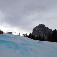 Camel Jumps, Val Gardena