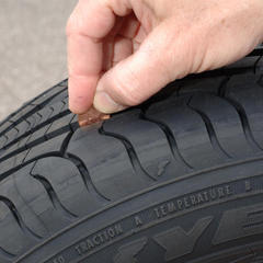 Don't Let Tires Wear on You - ©Goodyear